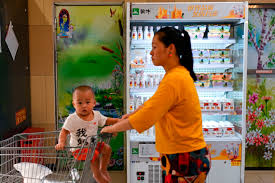 China Mengniu Dairy Makes $1 Billion Bid for Australian Infant Formula Maker Bellamy's as Beijing Pushes Self-Sufficiency