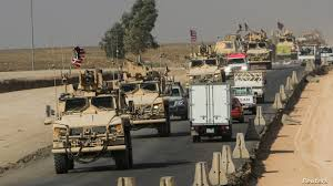 U.S. mulls leaving some troops in Syria to guard oil