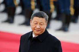 China's Xi reiterates support for Hong Kong leader in Shanghai meeting